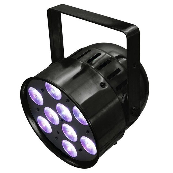 Eurolite LED PAR-56 QCL Short, Black