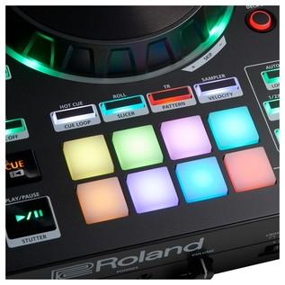 Roland DJ-505 Serato Controller - Detail 2
