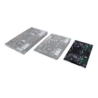 Roland DJ-202 DJ Controller - Range