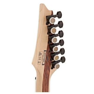 Iron Label RGAIX6FM Electric Guitar, Trans Gray Flat
