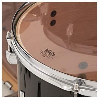 Pearl Export EXX 20'' Fusion Drum Kit, Black Gold Sparkle
