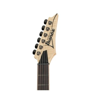 Ibanez RG721FM Premium Electric Guitar, Natural Flat