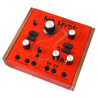Analogue Solutions Mr Hyde Filter Effect Box