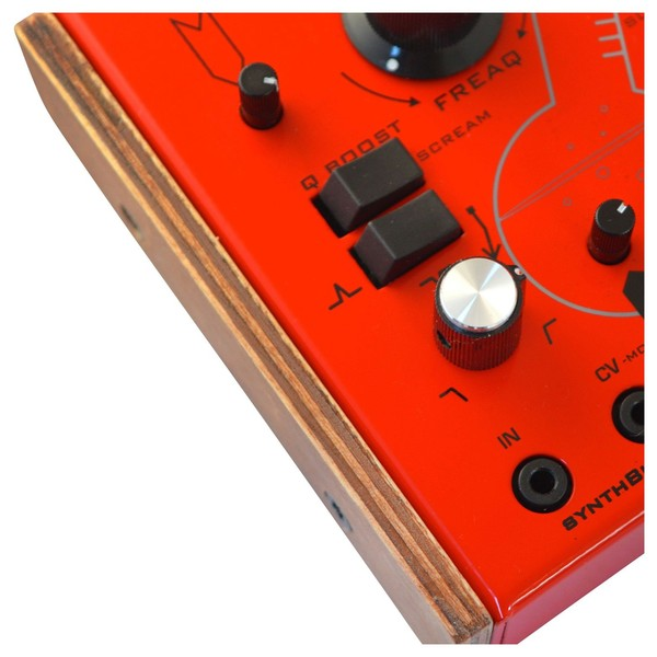 Analogue Solutions Mr Hyde Analog Effects Box - Angled 2