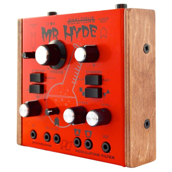 Analogue Solutions Mr Hyde Analogue Filter Effects Box - Side