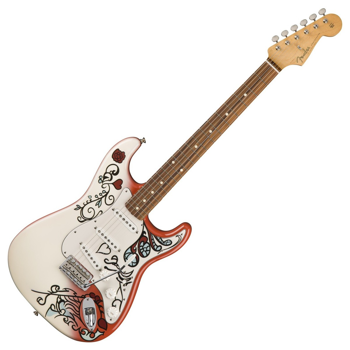 fender jimi hendrix monterey stratocaster monterey artwork at. Black Bedroom Furniture Sets. Home Design Ideas