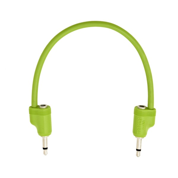 TipTop Audio Stackcable 20cm - Green