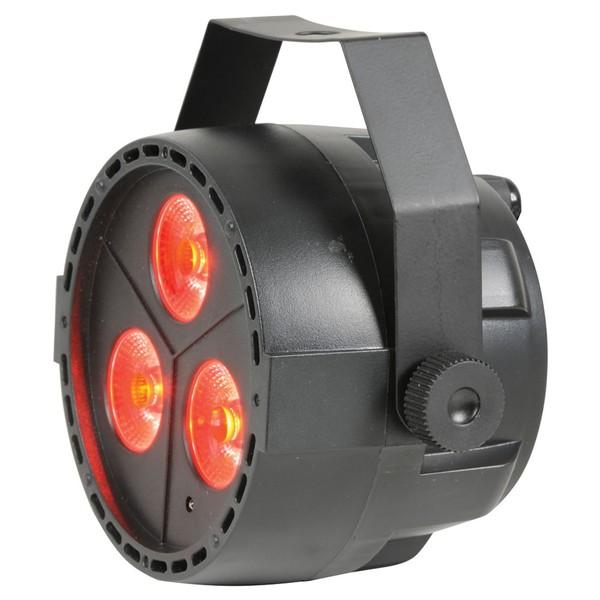 QTX PAR12 3 x 4W LED RGBW DMX PAR Light