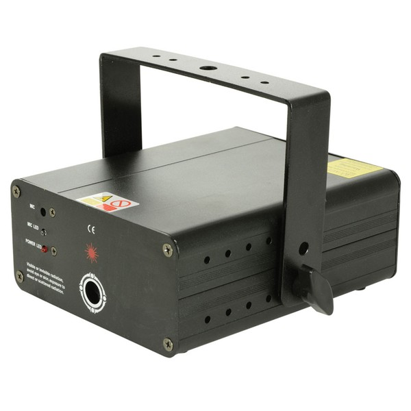 QTX Fractal-250 Laser RGB