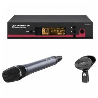 Sennheiser EW 135 G3 E 835 Wireless Mic System, Ch.70