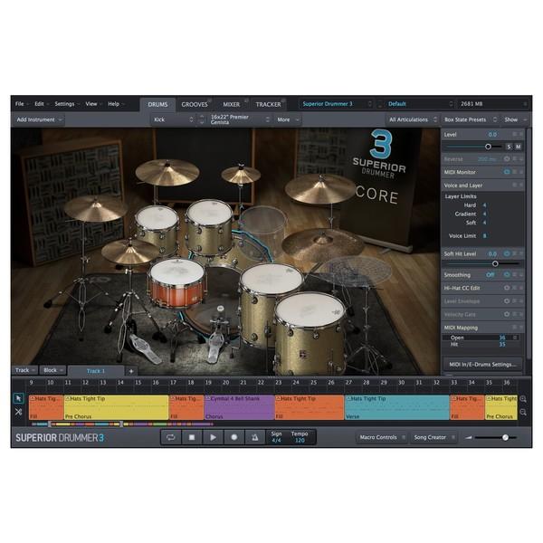 Superior Drummer 3 Premier