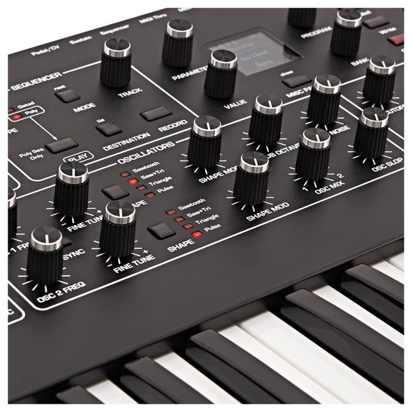 Dave Smith Instruments Prophet Rev2 8 Voice Analog Poly Synth