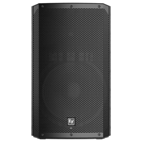 Electro-Voice ELX200-15P 15'' Active Speaker, Black, Front