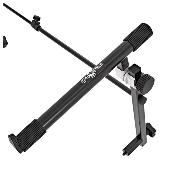 Adjustable 2nd Tier Add on for X-Frame Keyboard Stand