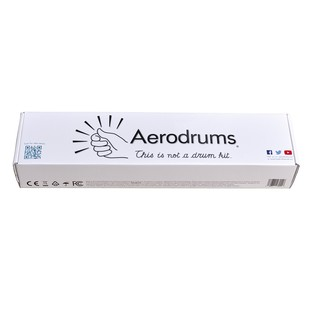 Aerodrums Air Drumming Percussion Instrument with PS3 Eye Camera