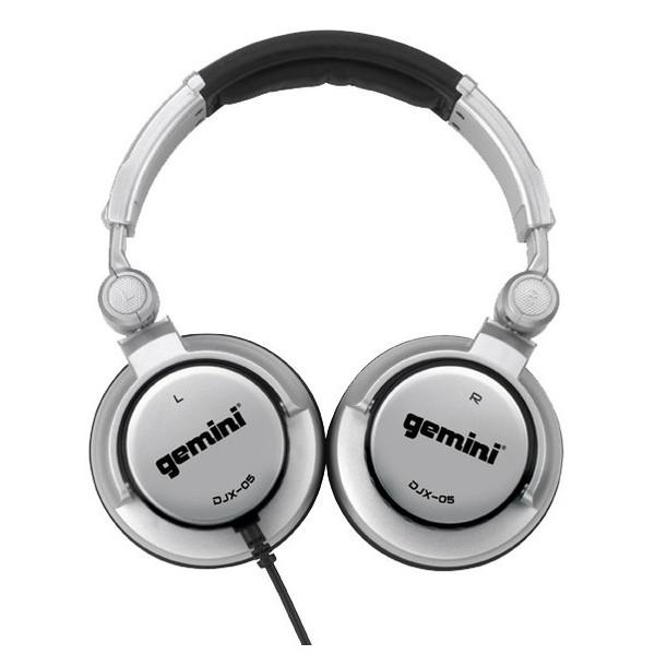 Gemini DJX-05 Professional DJ Headphones 1