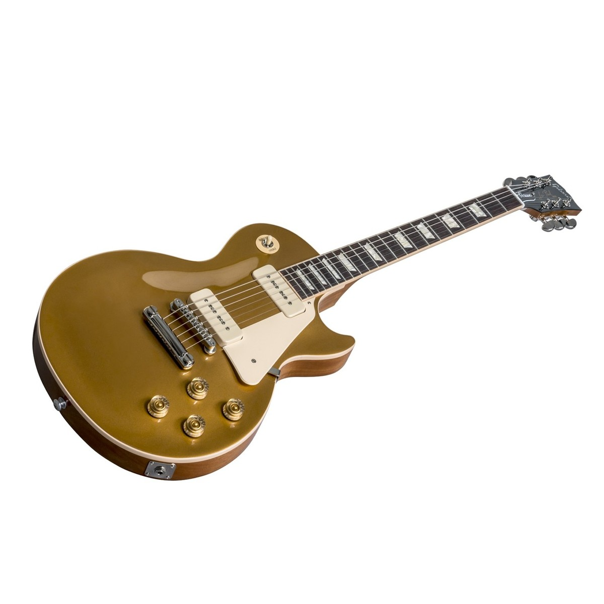 Disc Gibson Les Paul Classic 2018 Left Handed Goldtop At Gear4music Toggle Switch Wiring Electric Guitar Loading Zoom