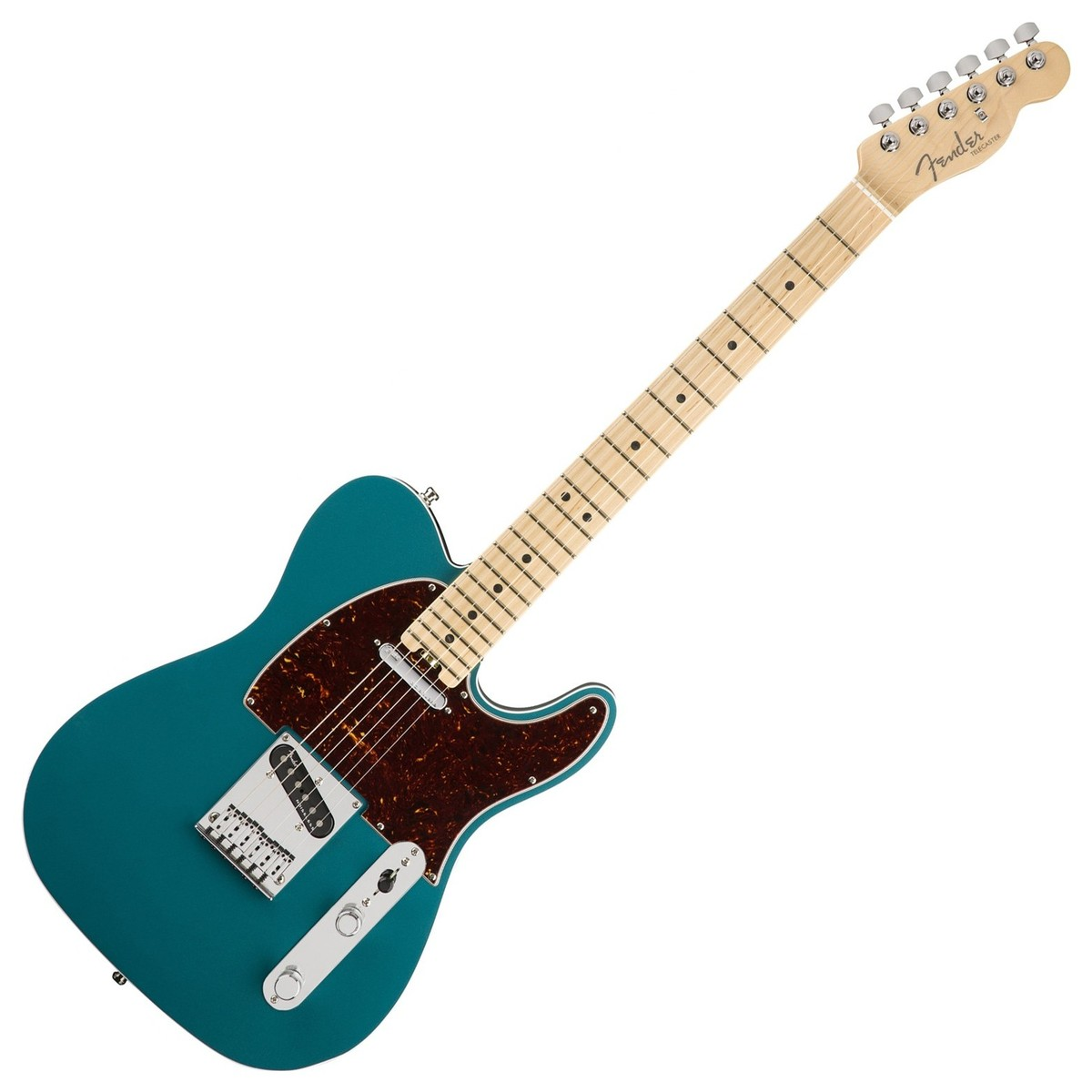 fender american elite telecaster mn ocean turquoise at gear4music