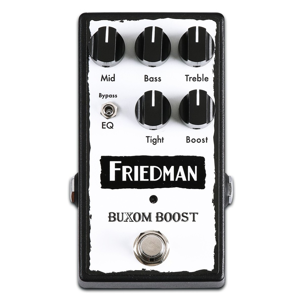 friedman buxom boost pedal at gear4music. Black Bedroom Furniture Sets. Home Design Ideas