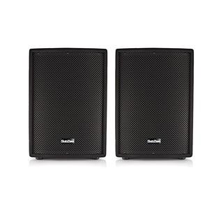 SubZero 300W 10'' Active Speaker Pair