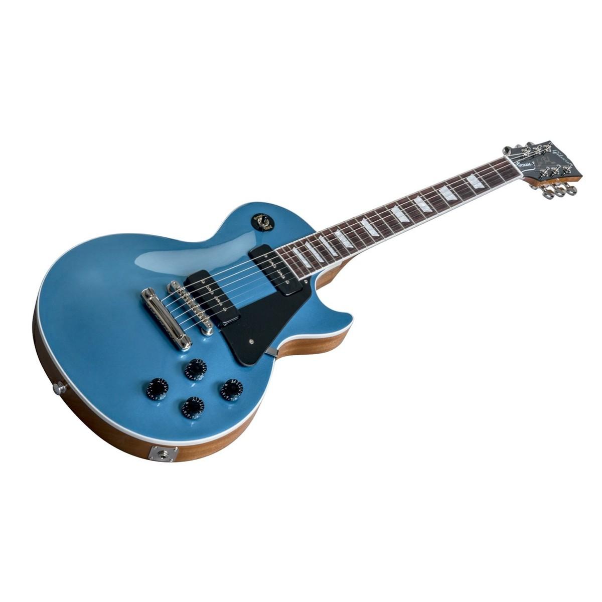 Gibson Les Paul Classic 2018  Pelham Blue At Gear4music