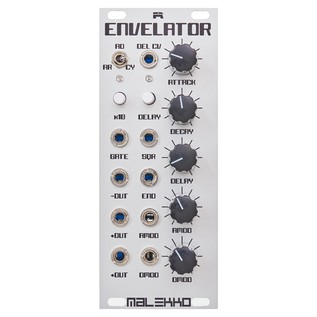 Malekko Richter Envelator 10hp Analog Multi-Function Envelope Module - Front
