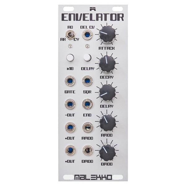 Malekko Richter Envelator 10hp Analog Multi-Function Envelope Module - Front