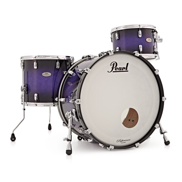 """Pearl Reference 24"""" 3pc Shell Pack, Purple Craze II"""