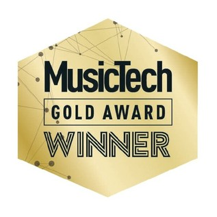 Best Hardware Instrument at MusicTech Gear of the Year Awards