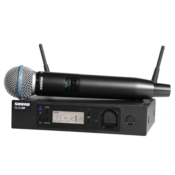 GLXD24R Vocal System With BETA58A