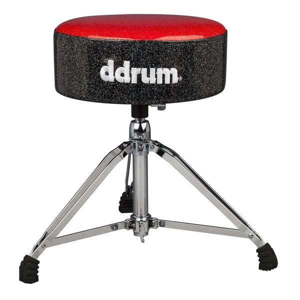 Ddrum Mercury FAT Throne, Red/Black