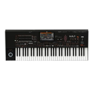 Korg Pa4X Professional Arranger Keyboard - Top