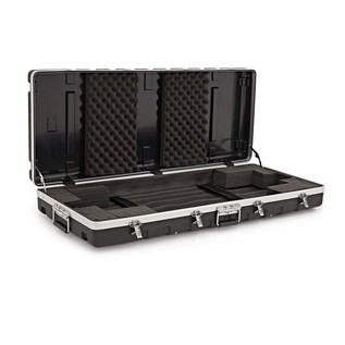 61 Key ABS Keyboard Case by Gear4music - Angled