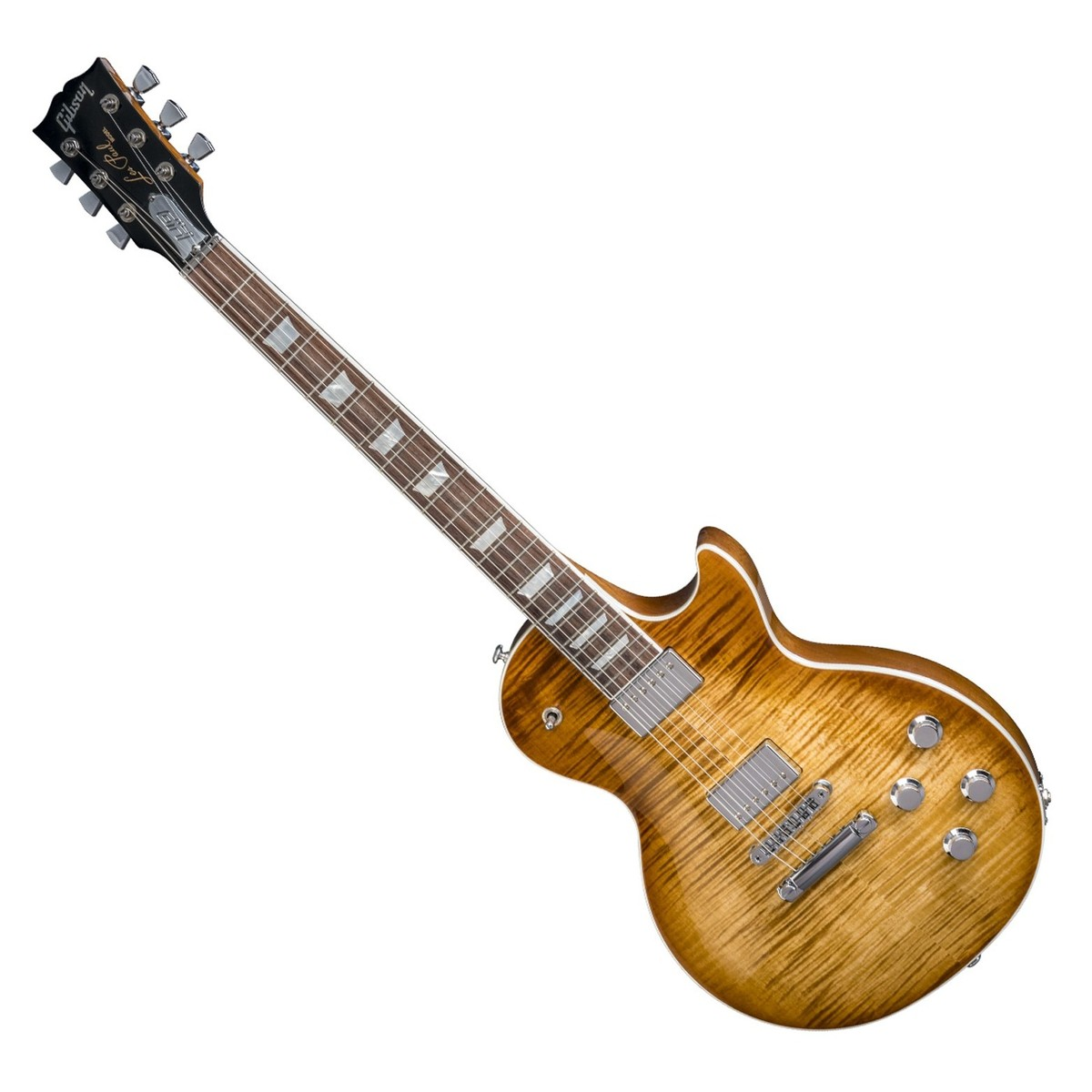 DISC Gibson Les Paul Standard HP 2018 Left Handed, Mojave Fade bei ...