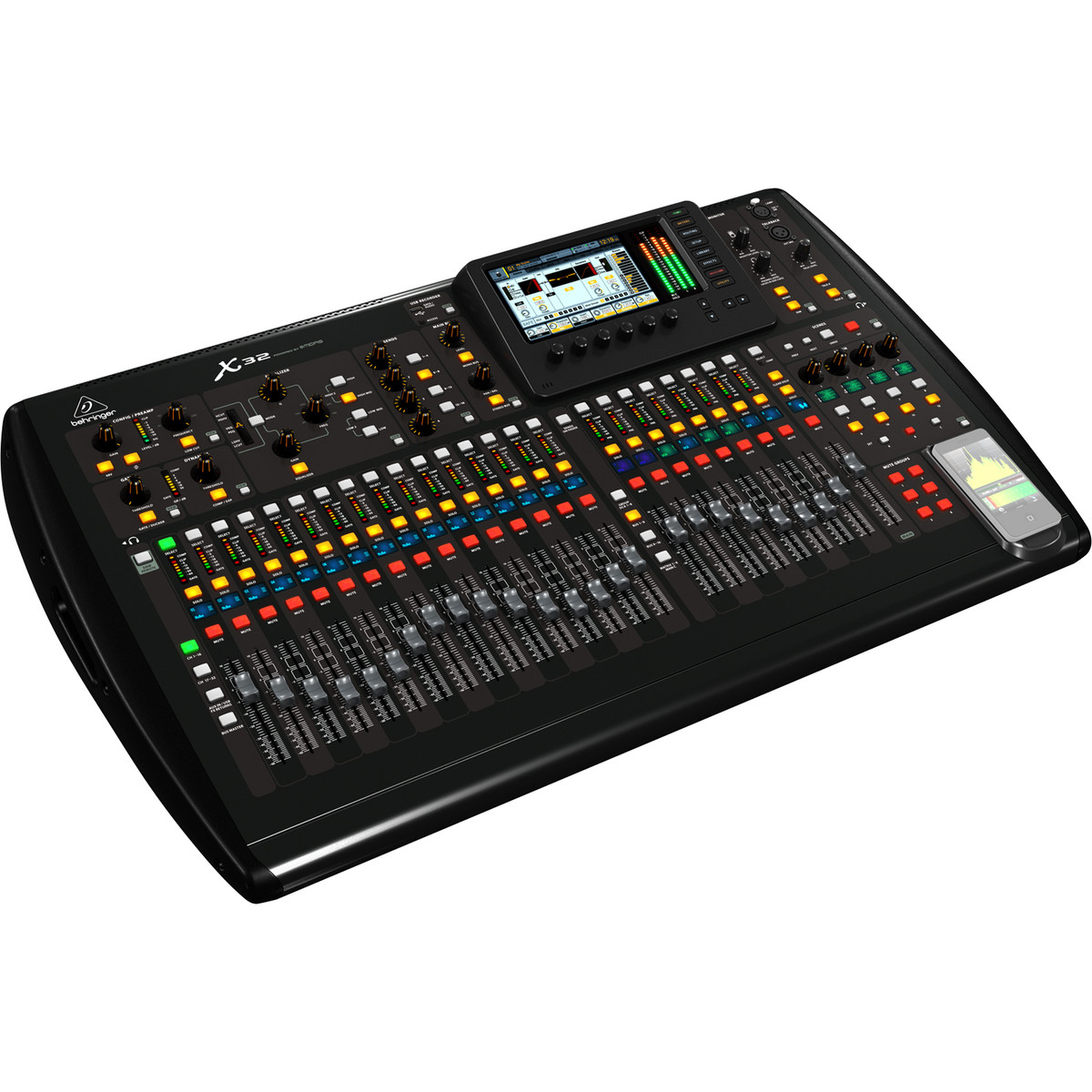 behringer x32 32 channel digital mixer b stock at gear4music. Black Bedroom Furniture Sets. Home Design Ideas