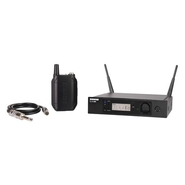 Shure GLXD14R Advanced Wireless Instrument System