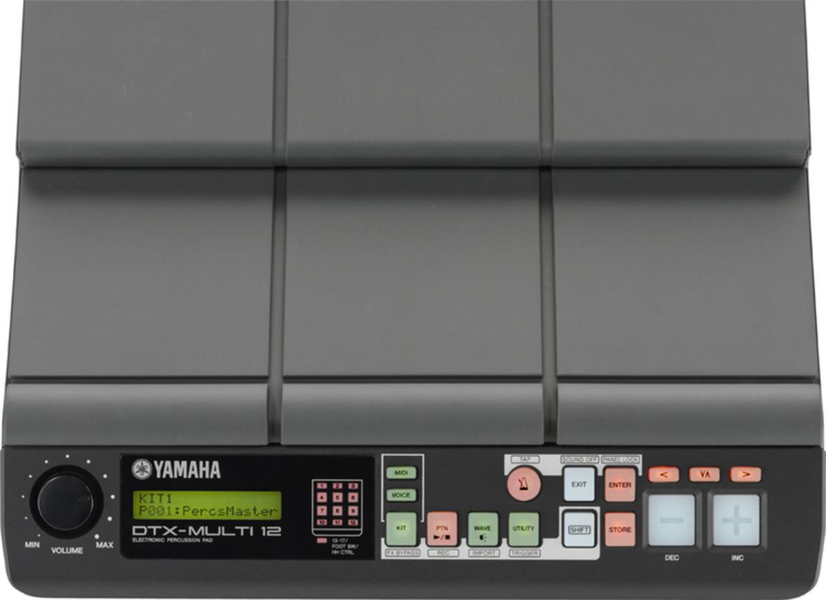 Yamaha DTX Multi 12 Digital Percussion Pad Nearly New