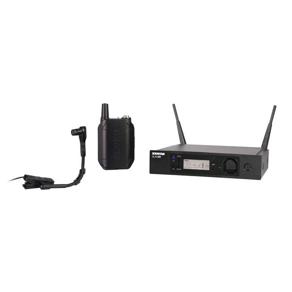 Shure GLXD14R Advanced Wireless Instrument System with BETA98H/C