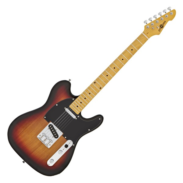 Knoxville Electric Guitar by Gear4music, Sunburst