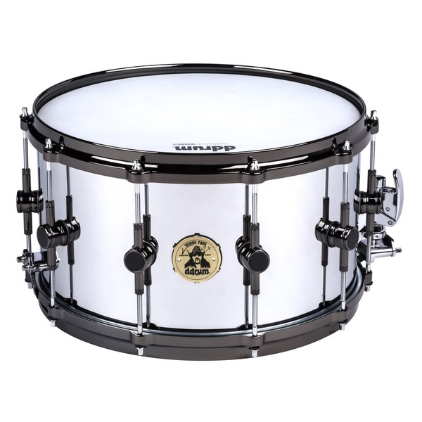 DDrum Vinnie Paul 14'' x 8'' Signature Maple & Alder Snare Drum, Chrome