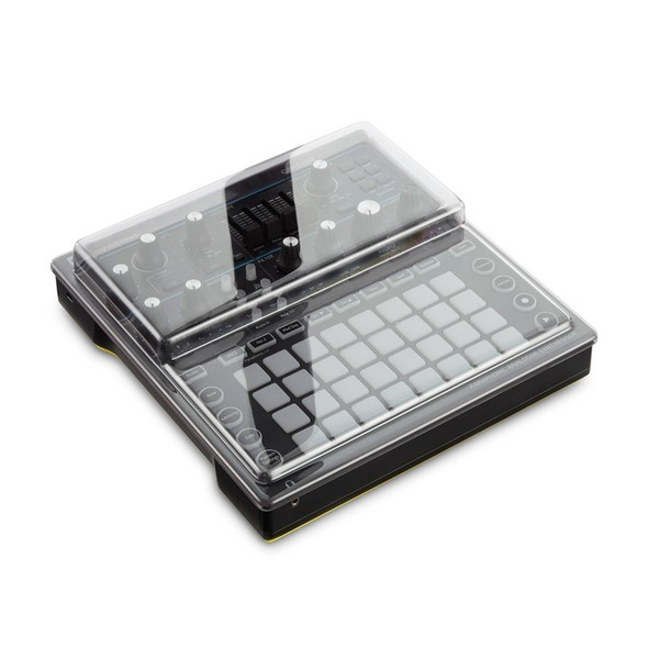 Decksaver Novation Circuit Mono Cover - Angled