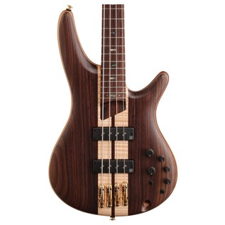 Ibanez SR1800 Premium Bass Guitar, Natural Flat