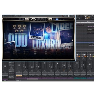 Cakewalk SONAR Professional Music Production Software - Drums