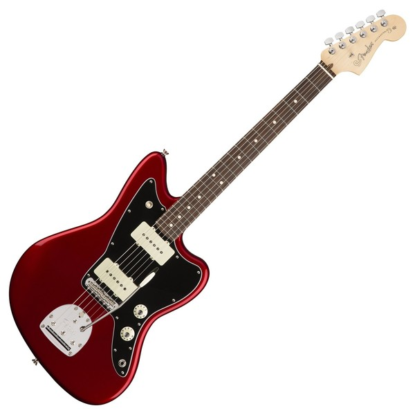 Fender American Professional Jazzmaster, RW, Candy Apple Red