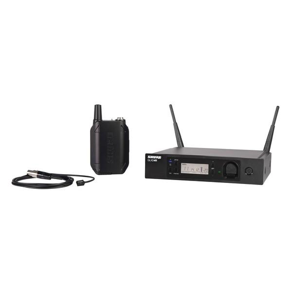 Shure GLXD14R/93-Z2 Advanced Wireless Lavalier System with WL93