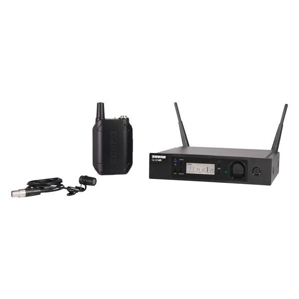 Shure GLXD14RUK/85-Z2 Advanced Wireless Lavalier System with WL185