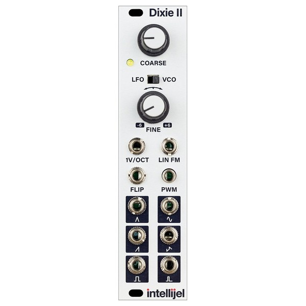 Intellijel Dixie II - Front