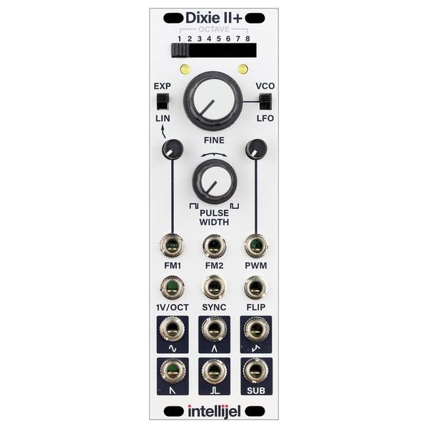 Intellijel Dixie+ - Front