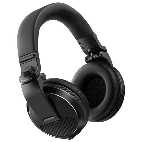 Pioneer HDJ-X5 Professional DJ Headphones 2