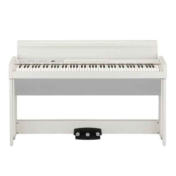 korg c1 air digital piano white at gear4music. Black Bedroom Furniture Sets. Home Design Ideas